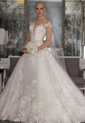 Romona Keveza Collection RK6468 Ball Gown Wedding Dress