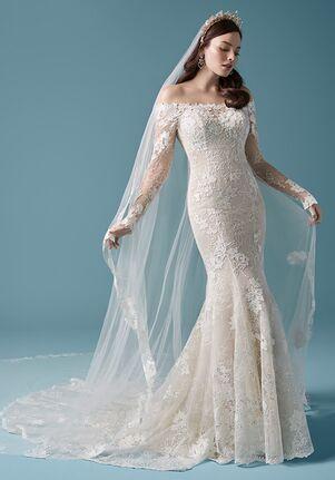 Maggie Sottero EMILIANO Sheath Wedding Dress
