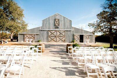 Barn Wedding Venues In Mingus Tx The Knot