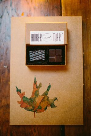 Chocolate Favors