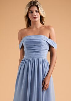 B2 Bridesmaids by Jasmine B223006 Off the Shoulder Bridesmaid Dress