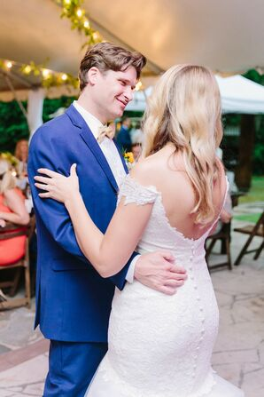 Classic First Dance at Legare Waring House in Charleston, South Carolina