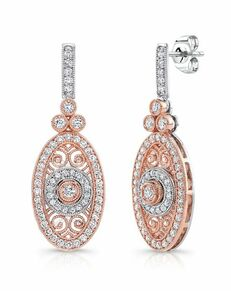 Uneek by Benjamin Javaheri LVE685RW Wedding Earring photo