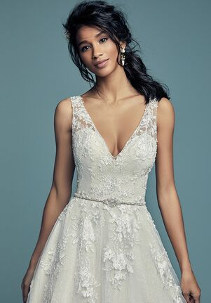 Maggie Sottero MERYL LANE Wedding Dress