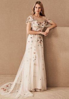 BHLDN Heartleaf Gown (Multi) A-Line Wedding Dress