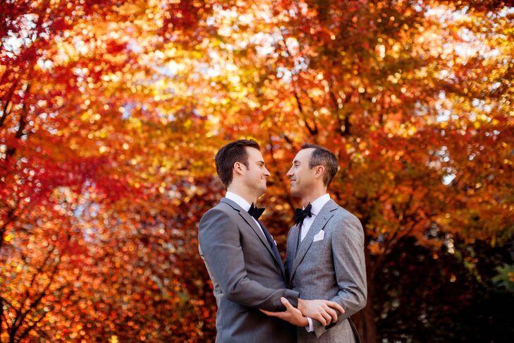 Autumn Chicago Wedding Reception