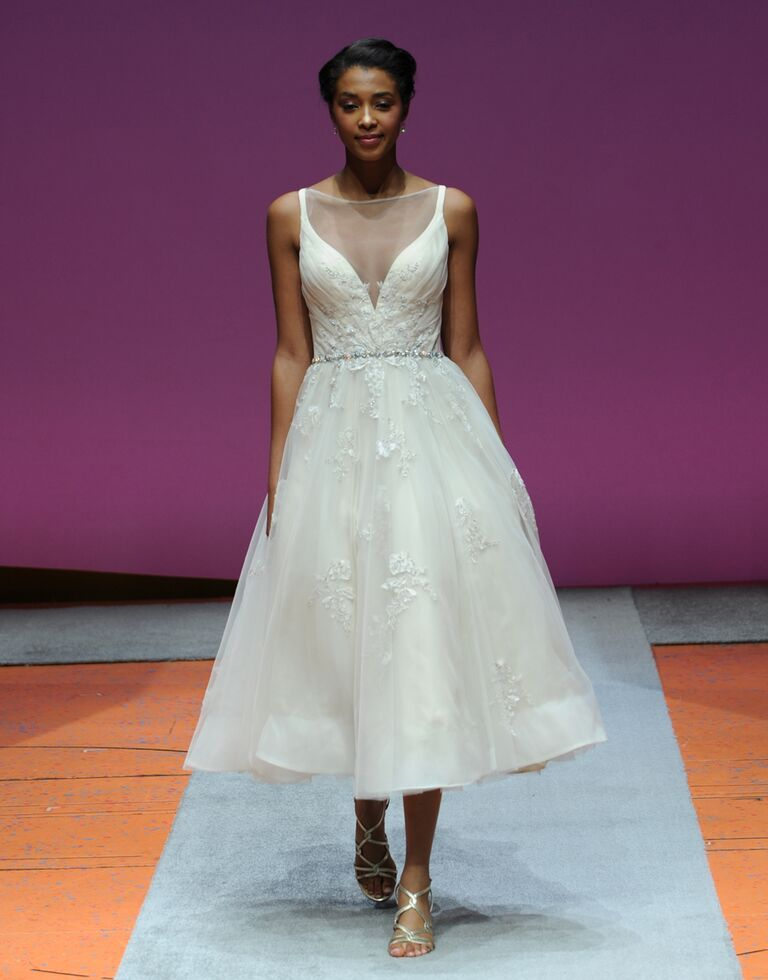 Vistoso Alfred Wedding Dresses Ideas Ornamento Elaboración ...