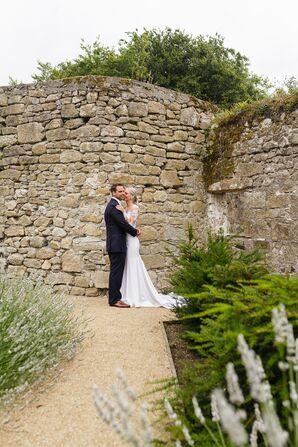 Borris House Gardens Wedding