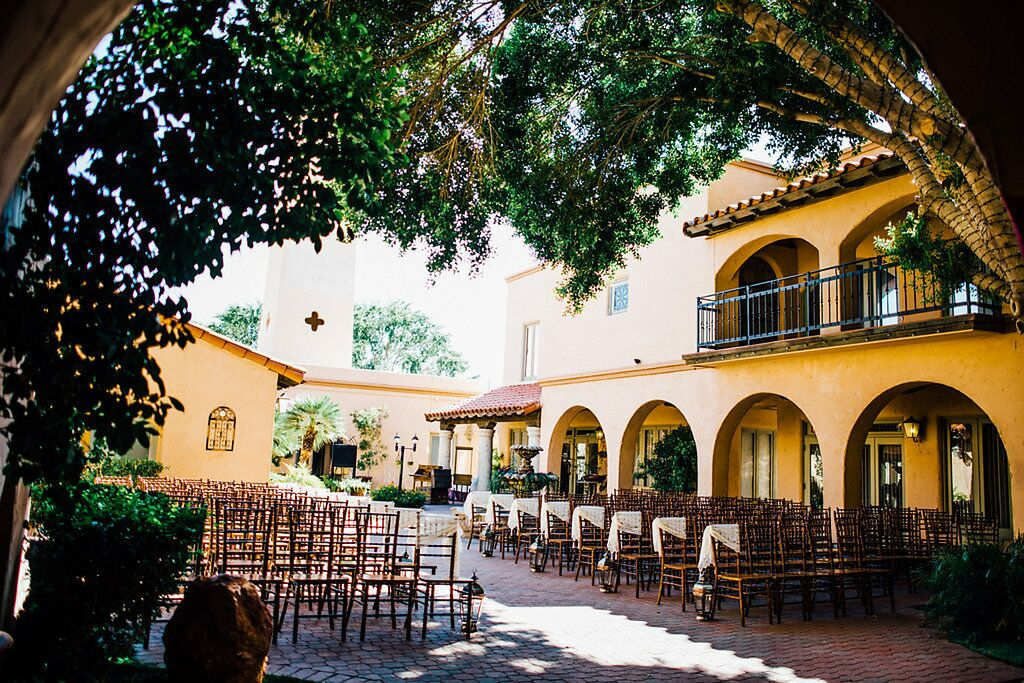 Aldea Weddings At Tlaquepaque