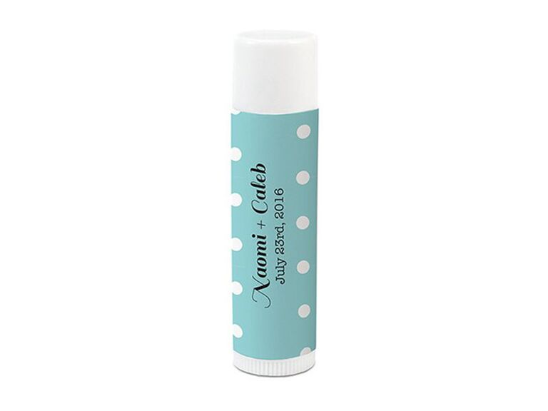 Candy Colorful Personalized Lip Balm