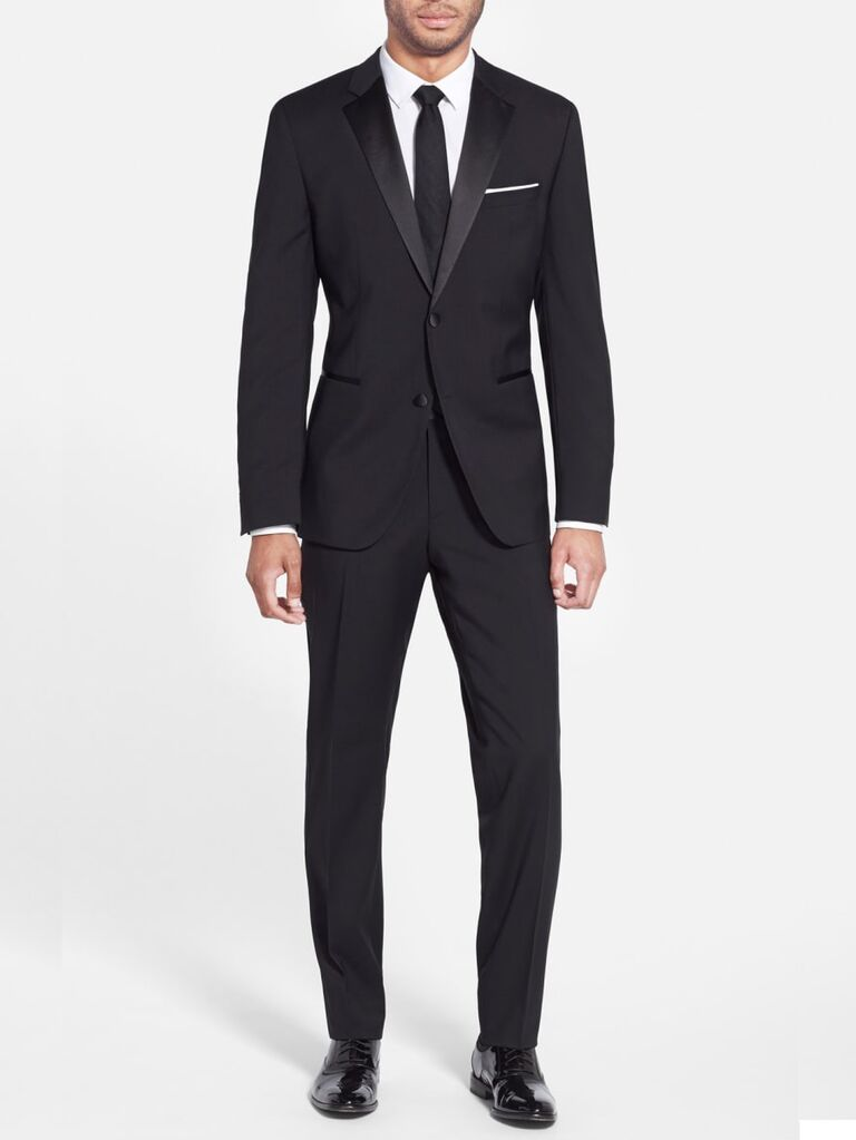4fc9c979e33 Men s Attire for a Black Tie Wedding