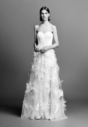 Viktor&Rolf Mariage LILY GARDEN SWEETHEART A-Line Wedding Dress