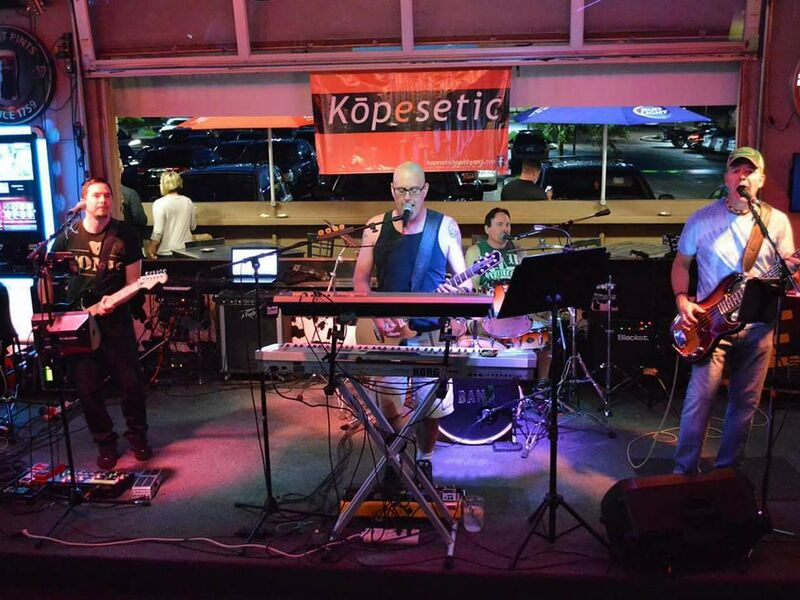 Kopesectic - 90s Band - Colorado Springs, CO