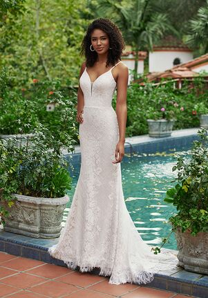 Simply Val Stefani ANYA Mermaid Wedding Dress