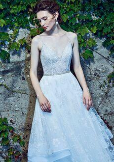 Calla Blanche LA8122 Sasha Sheath Wedding Dress