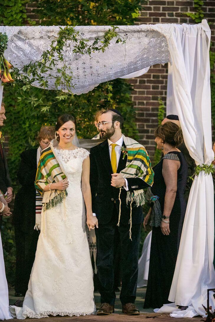 Traditional Jewish and Christian Wedding Customs