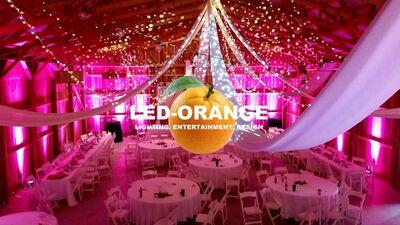 LED-Orange
