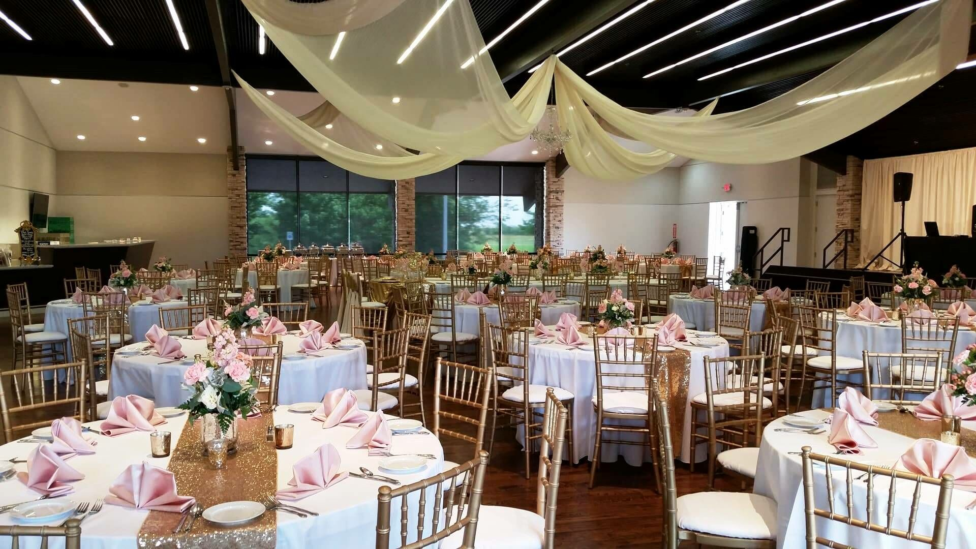 Wedding reception venues in tulsa ok the knot mike fretz event center junglespirit