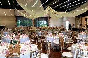 Wedding reception venues in oklahoma city ok the knot mike fretz event center junglespirit Gallery