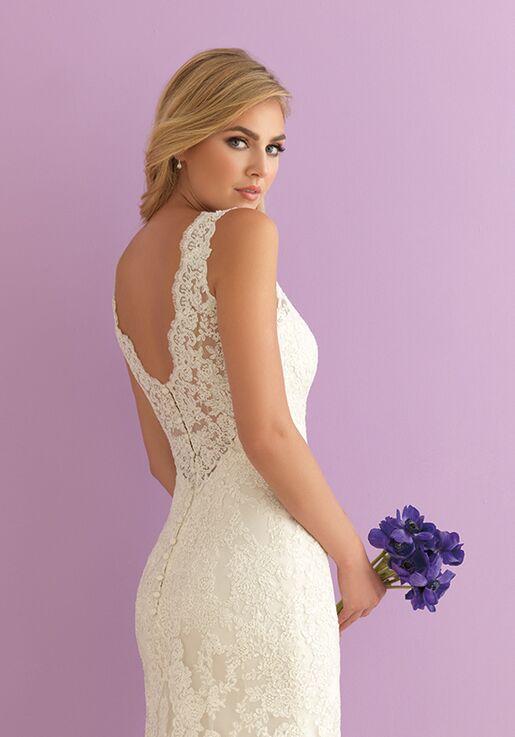 Allure Romance 2901 Sheath Wedding Dress