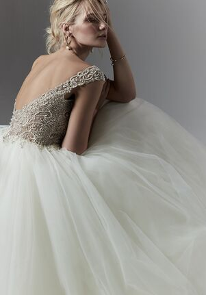 Sottero and Midgley OWEN LOUISE Ball Gown Wedding Dress