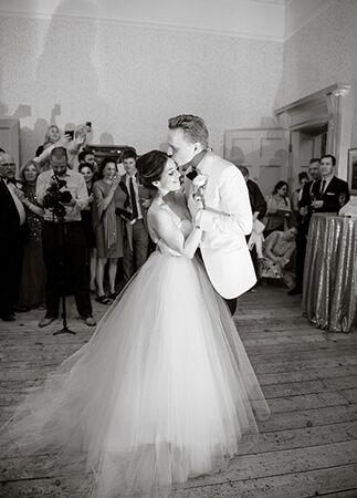 Classic English Wedding | Abby Jiu Photography | blog.theknot.com