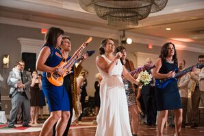 Bride's Tribute to the Groom