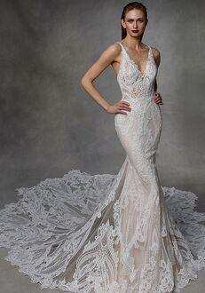 Badgley Mischka Bride Darcy Mermaid Wedding Dress