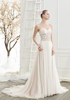 Beloved by Casablanca Bridal BL204 Adore Sheath Wedding Dress