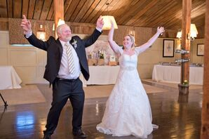 Choreographed Father-Daughter Dance
