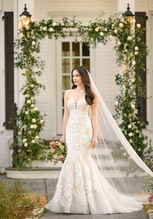 Martina Liana 1283 Wedding Dress