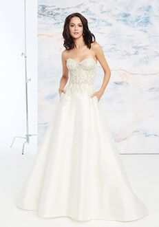 Justin Alexander Signature Aspen A-Line Wedding Dress