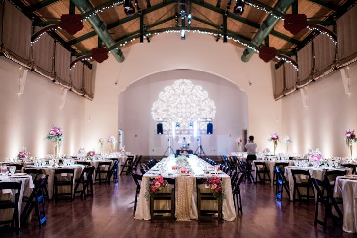 Simple Yet Elegant Reception at McNay Art Museum