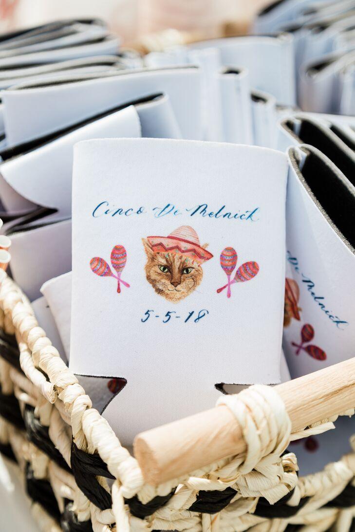 Cinco de Mayo Cat Koozies