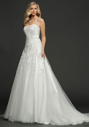 Avery Austin Molly A-Line Wedding Dress