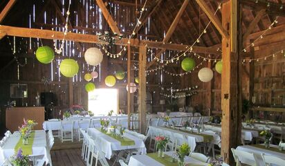 Willow Pond Bed, Breakfast & Events | Reception Venues