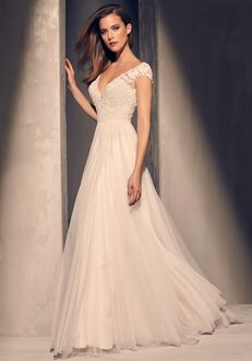 Mikaella 2216 Sheath Wedding Dress