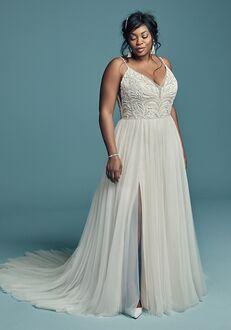 Maggie Sottero Charlene Lynette A-Line Wedding Dress