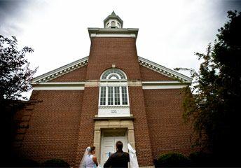 Weddings At Asbury Reception Venues Wilmore Ky