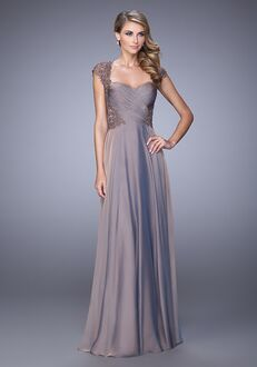 La Femme Evening 21661 Mother Of The Bride Dress