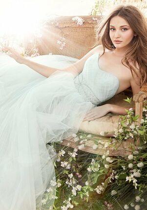 Jim Hjelm 8415 Ball Gown Wedding Dress