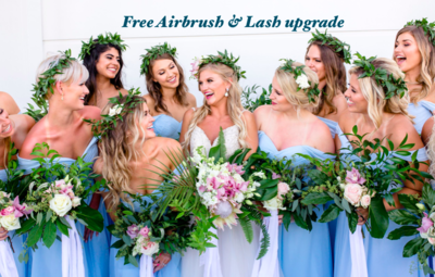 BRIDE GUIDE Pros Airbrush Makeup & Bridal Hair