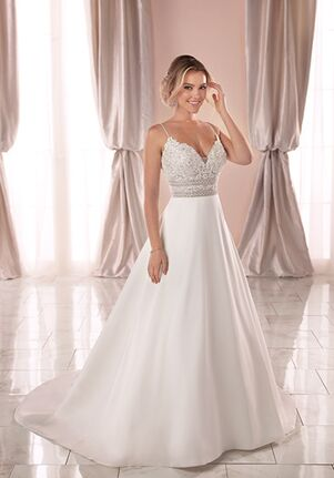 Stella York 6884 Ball Gown Wedding Dress