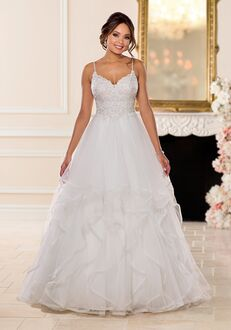 Stella York 6576 Ball Gown Wedding Dress