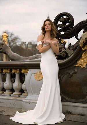 Madi Lane ML0114   Fallon Sheath Wedding Dress