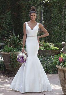 Sincerity Bridal 4008 Mermaid Wedding Dress