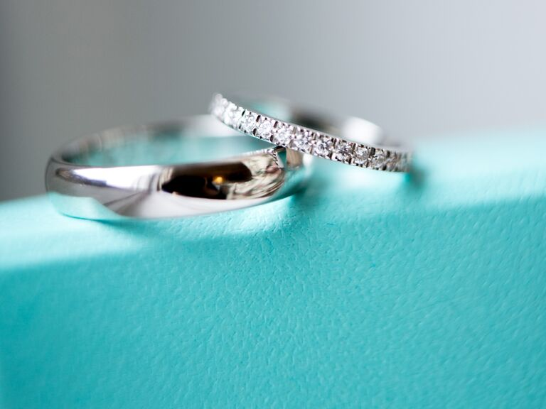Tiffany Co Conflict Free Diamond Wedding Band