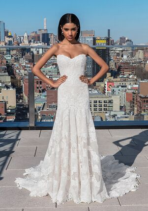 Justin Alexander Signature 99027 A-Line Wedding Dress