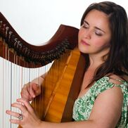 Nanuet, NY Celtic Harp | Moon Over the Trees Music and Theatre Productions®