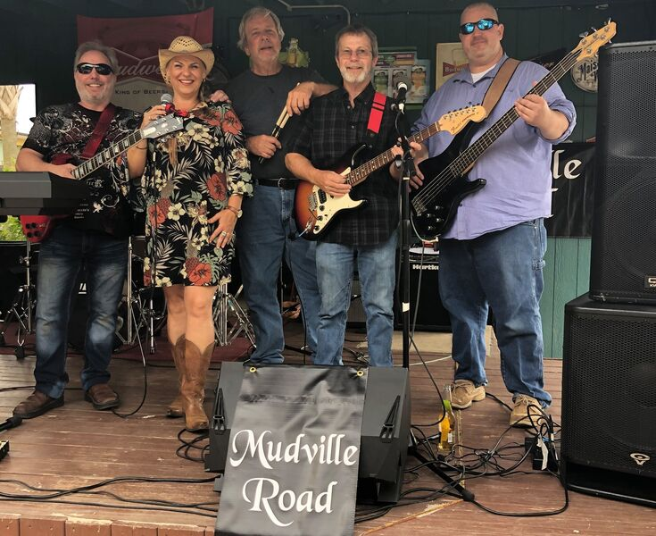 Mudville Road Band - Cover Band - Goose Creek, SC